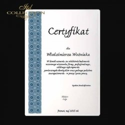 certyfikat - CB-11-12