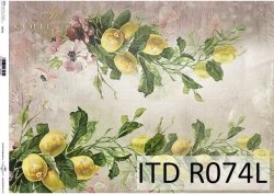 Papier ryżowy ITD R0074L