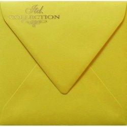 KOPERTA KP02.15 'K4' 155x155 żółta