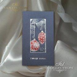 Kartki bożonarodzeniowe / kartka świąteczna K561