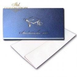 Zaproszenie studniówkowe ZS_1643 z kopertą