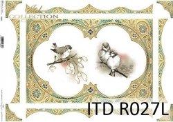 Papier ryżowy ITD R0027L