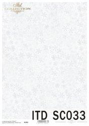 Papier scrapbooking SC0033