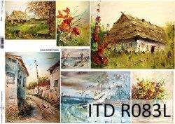 Papier ryżowy ITD R0083L