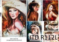 Papier ryżowy ITD R0112L