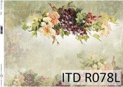 Papier ryżowy ITD R0078L