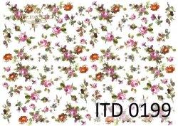 Papier decoupage ITD D0199