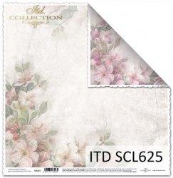 Papier scrapbooking SCL625