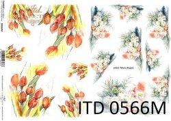 Papier decoupage ITD D0566M