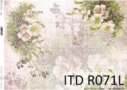 Papier ryżowy ITD R0071L