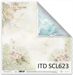 Papier scrapbooking SCL623