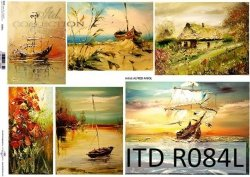 Papier ryżowy ITD R0084L