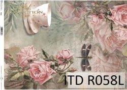 Papier ryżowy ITD R0058L
