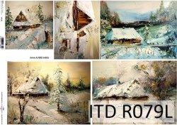 Papier ryżowy ITD R0079L
