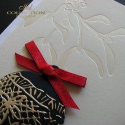 Kartki świąteczne / Kartka bożonarodzeniowa K461