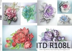 Papier ryżowy ITD R0108L
