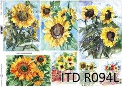 Papier ryżowy ITD R0094L