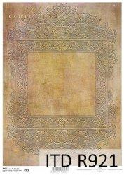 Papier ryżowy ITD R0921