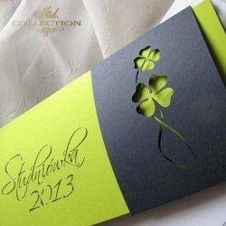 Zaproszenie studniówkowe ZS_70 z elegancką kopertą