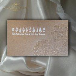 Kartki świąteczne / Kartka bożonarodzeniowa K554
