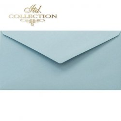 KOPERTA KP06.20 'DL' 110x220 niebieska