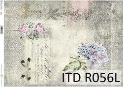 Papier ryżowy ITD R0056L
