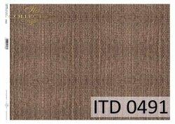 Papier decoupage ITD D0491