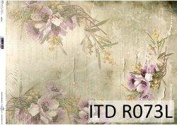 Papier ryżowy ITD R0073L