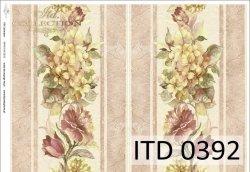Papier decoupage ITD D0392