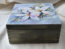 Szkatułka Magnolia