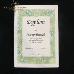 Dyplom Kwiatowo 4