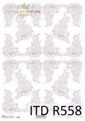 Papier ryżowy ITD R0558