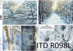 Papier ryżowy ITD R0098L