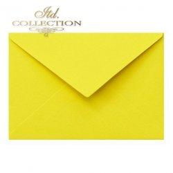 KOPERTA KP04.15 'C6' 114x162 żółta