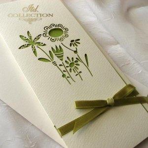 Zaproszenia ślubne / zaproszenie 01729_56_jasny_zielo<br />ny