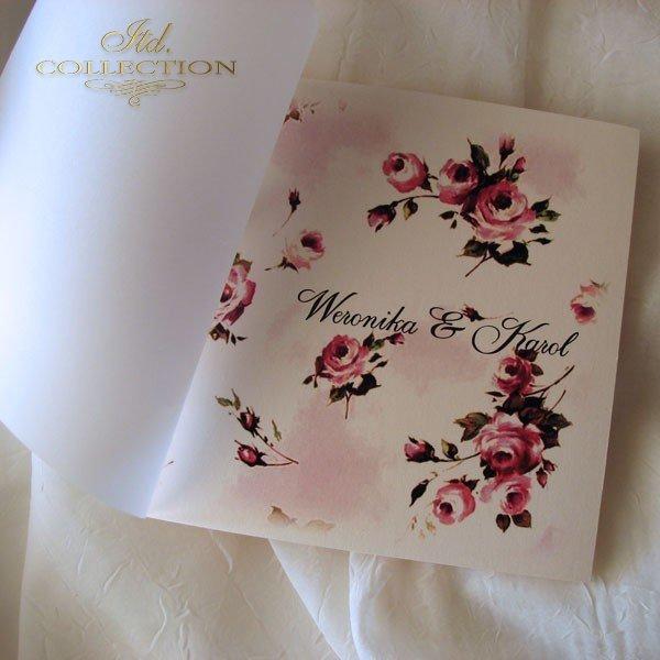 Einladungskarten / Hochzeitskarte 01720_1