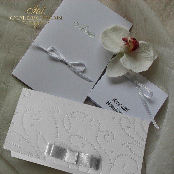 Einladungskarten / Hochzeitskarte 1515