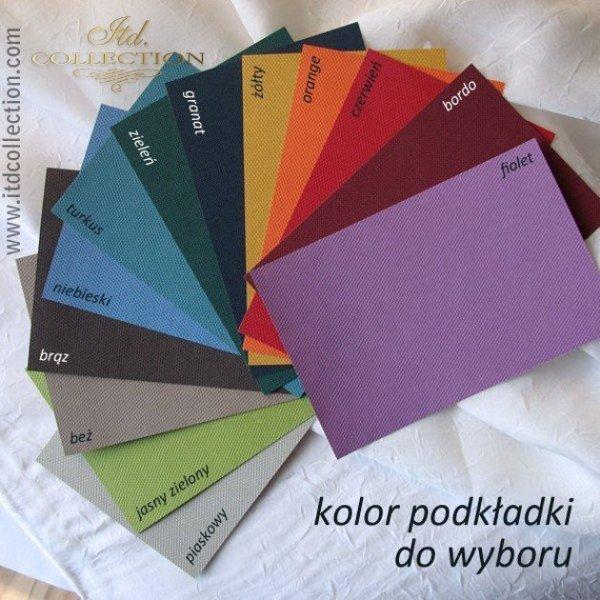 Einladungskarten / Hochzeitskarte 01724_34_rot