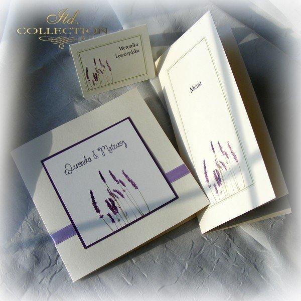 Einladungskarten / Hochzeitskarte 1002