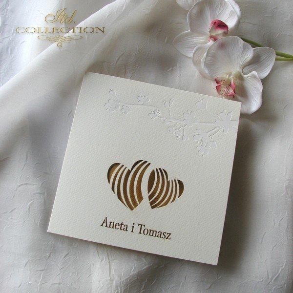 Invitations / Wedding Invitation 01732_37_yellow