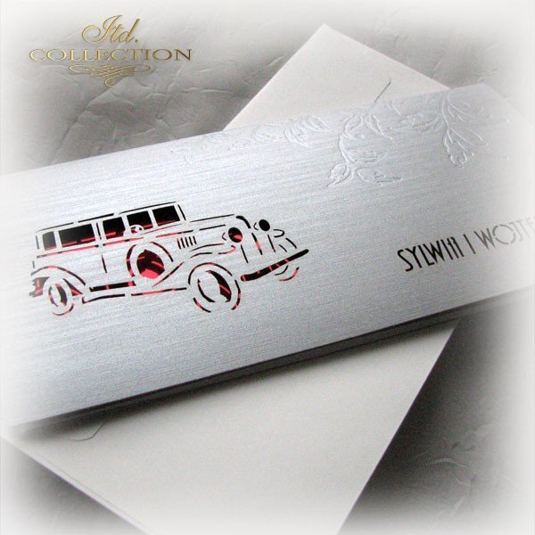 Invitations / Wedding Invitation 1733_33_7