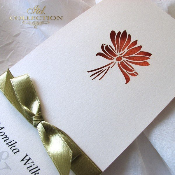 Invitations / Wedding Invitation 01722_69_orange