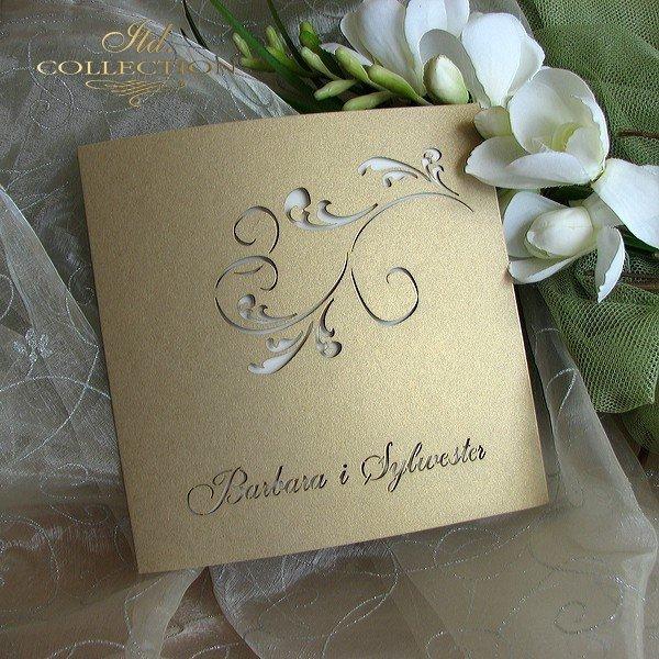 Einladungskarten / Hochzeitskarte 01695_77
