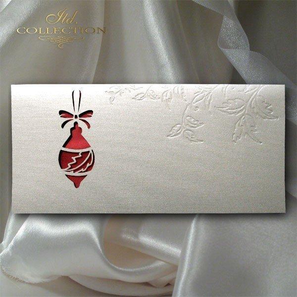 Christmas cards for business / Christmas card K482