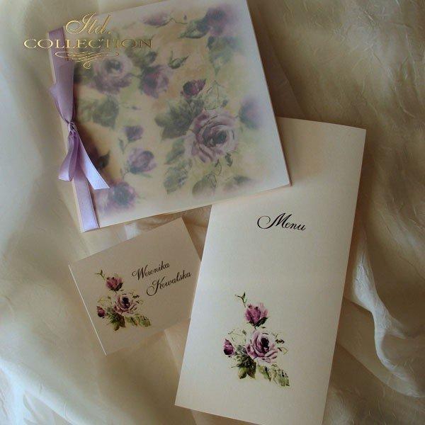 Invitations / Wedding Invitation 1720_4