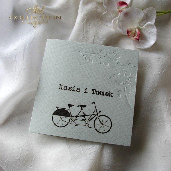 Invitations / Wedding Invitation 1724_32_brown
