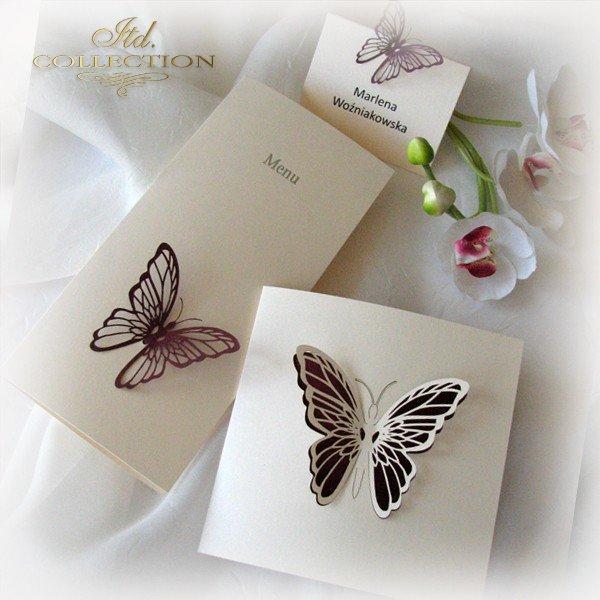Invitations / Wedding Invitation 1690_97_claret