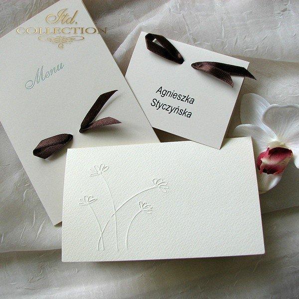 Zaproszenia ślubne / zaproszenie 0247