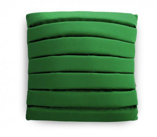 Level poduszka dekoracyjna MOODI 40x40 cm. zielona