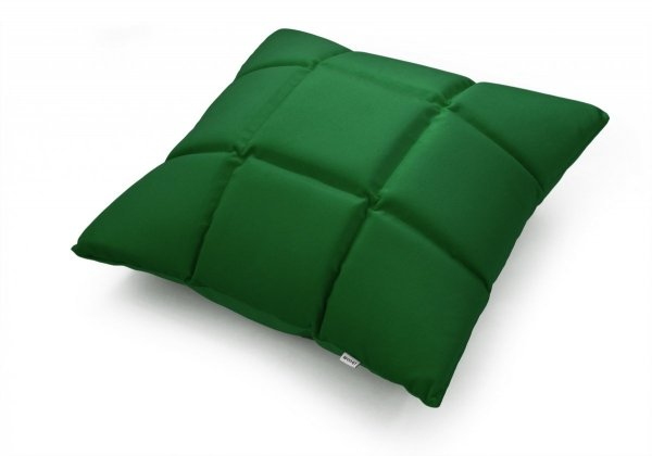 Trix duża poduszka dekoracyjna 50x50 cm. zielona MOODI